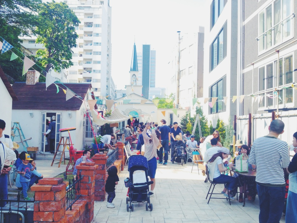 Meguro creator's market