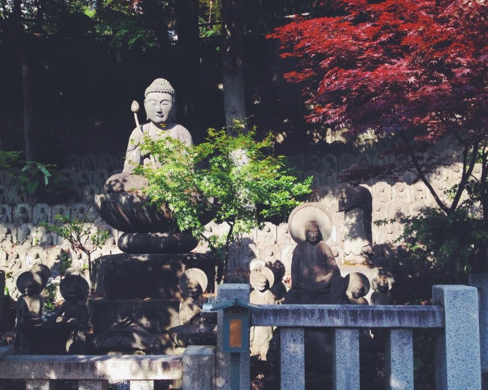 meguro temple
