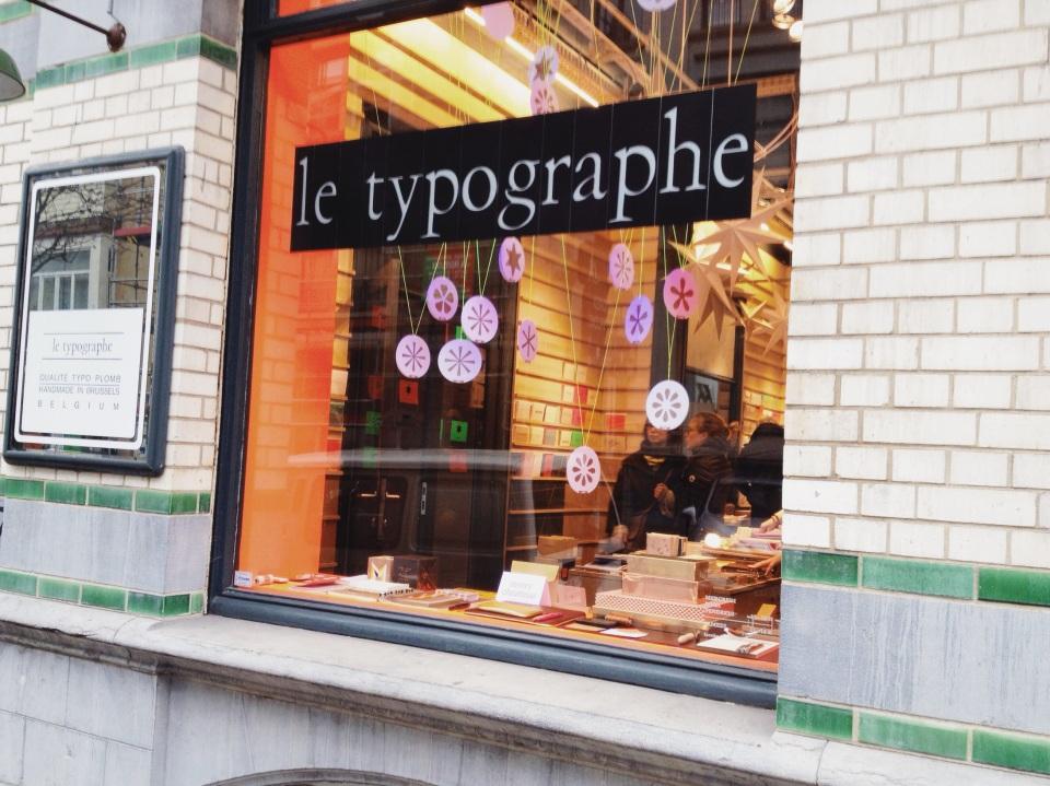 typographe